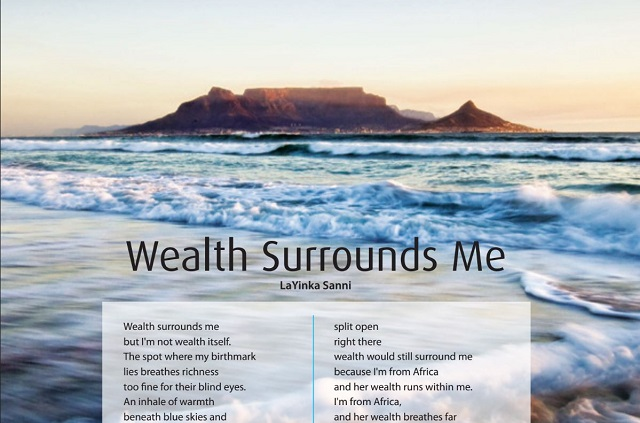 Wealth Surrounds Me