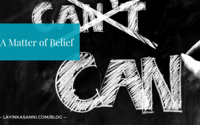 A Matter of Belief